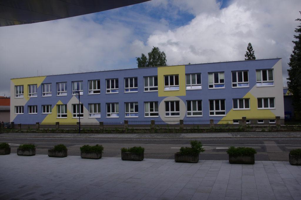 Základní škola Jindřichův Hradec II, Jarošovská 746